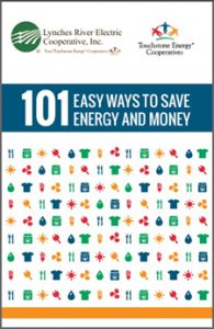 101 Easy Ways to Save Energy & Money (PDF)