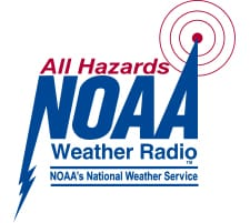 National Weather Radio link County Coverage Listing for South Carolina