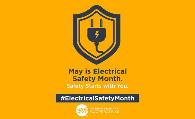 May is Electrical Safety Month.
